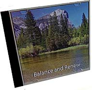 Balance & REnew Relaxation CD
